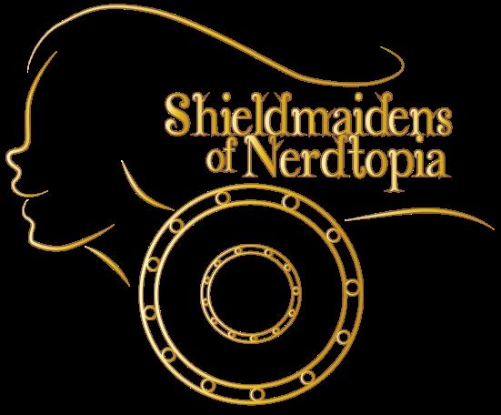 shieldmaidens-Gold Logo